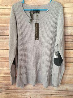 Fenn Wright Manson Wool Blouse Size 3X #FennWrightManson #KnitTop