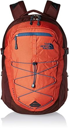 The North Face Borealis Backpack Tibetan Orange   Sequoia Red e4a0a6ae051ad
