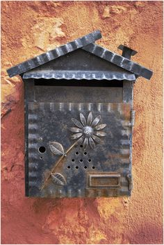 Pretty Provence > Sunflower Letterbox