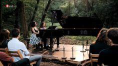 Khatia Buniatishvili – Das Waldkonzert / The Forest Concert 2013 • http://facesofclassicalmusic.blogspot.gr/2015/04/khatia-buniatishvili-das-waldkonzert.html
