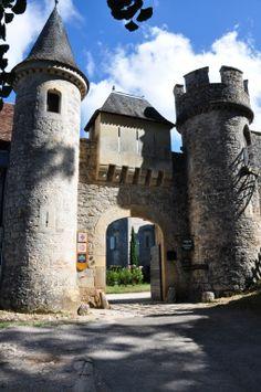 Château de Cénevières , Lot