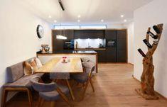 Innovation Küchen - Gfrerer Küchen & Qualitätsmöbel Siding Colors, Küchen Design, Conference Room, Innovation, Furniture, Salzburg, Kitchen Ideas, Home Decor, Dining Rooms