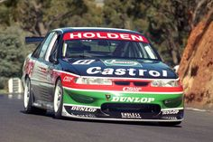 Perkins Motorsport - Larry Perkins/Russell Ingall 1997 Bathurst Winners