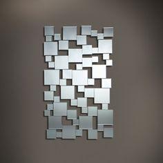 Contemporary Mirror   Pixels
