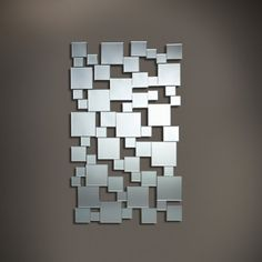 Glass Designs For Walls find this pin and more on interior glass wall Stunnning Contemporary Glass Wall Mirror In A Rather Unusal Pixel Design It Can Be Hung