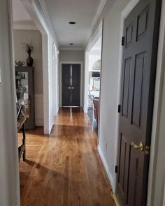 Interior Main Color Interior Wall Colors, Light Grey Paint Colors, Interior And Exterior, Paint Colors, Interior Trim, Interior, Interior Walls, Color, Sherwin Williams Paint Colors
