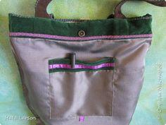 Сумка текстильная | Страна Мастеров Sewing Art