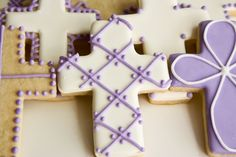First Communion Cookies | Rebecca Cakes & Bakes