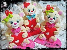#Valentines Teddy Bears by GaliaHristovaGuGi