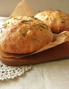 Focaccia Recipe, Japanese Food, Japanese Recipes, Bakery, Favorite Recipes, Cooking, Healthy, Breads, Life