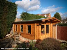 @Docuden is an entrant for Shed of the year 2014 via @readersheds  #shedoftheyear - again, for the low roof