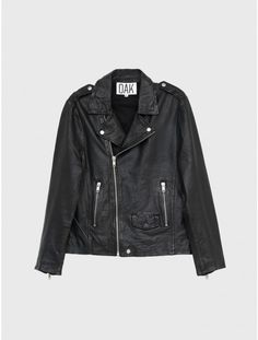la rebel jacket black