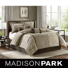 Madison Park Houston 7-Piece Comforter Set | Overstock.com