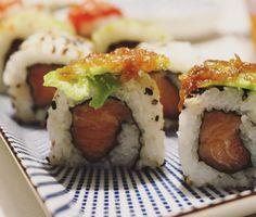 Día de futbol  es día de sushi  Haz tu pedido en Instamaki con el código FCB y tendrás un 10% de descuento!