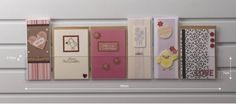 Slatwall Card Display Stands : Acrylic / Perspex Slatwall Card Display Stands & Greeting Card Display Stands