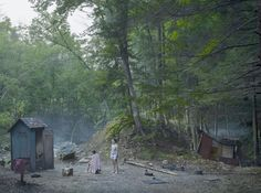 Gregory Crewdson, Cathedral of the Pines Series, 2014 Im drawn to this image through the way Crewdson has constructed a seen in a space that has consequently created a place with in the image. this is ideal for me as I'm aiming to capture a space where the viewer can emotionally relate to, there for the space becomes a place as the onlooker can create a personal attachment to the place.