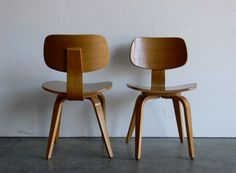 Vintage Thonet Chairs on Etsy, Budget Furniture