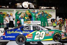 6 years ago today @ClintBowyer won the 2009 Subway Jalapeno 250 @DISupdates #NASCAR Nationwide Series Race #855