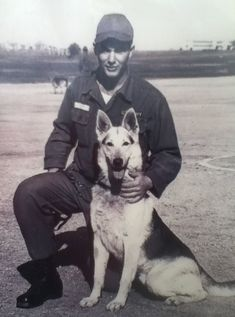 War dogs - 'Prince' was his protector in Vietnam