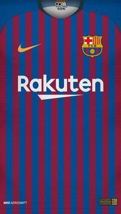 Camiseta 2018-2019. Luciano Prina · Diseño · Messi Fc Barcelona Wallpapers 72b3664e9b085