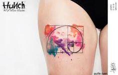 Znalezione obrazy dla zapytania fibonacci tattoo