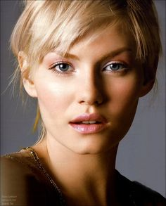 Elisha Cuthbert...WOW!  Enough said.