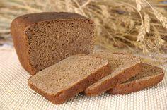 Pan casero de centeno integral