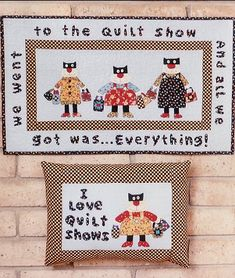 Alley Cat Tales Alley Cat, Cat Quilt, Mini Quilts, Adele, Quilt Patterns, Quilting, Sewing, Holiday Decor, Cats
