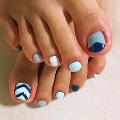 Decoración de uñas para pies Toe Nail Art, Toe Nails, Toe Nail Designs, Pedicure, Beauty, Fun Stuff, Nailart, Templates, Beautiful Nail Designs