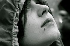il silenzio in bianco e nero