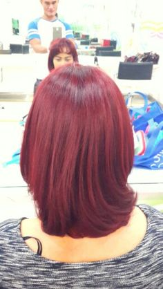 Nu hair for celebrate Christmas