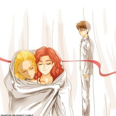 During City of Bones and City of Ashes I always felt so bad for Simon. (Clary Fray, Jace Herondale and Simon Lewis)