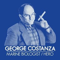 George Costanza - Marine Biologist