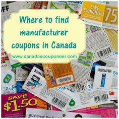 Read my latest article and learn how to start building your own coupon collection! Even a few coupons here and there can save you a massive amount of money! Manufacturer Coupons, Free Printable Coupons, Extreme Couponing, Coupon Deals, Saving Money, Coding, Canada, How To Get, Learning