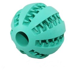 Pet Chewing Ball for DogsandCats,Tooth Cleaning Durable Non-Toxic Bite Resistant ,Training Playing Rubber * Check this awesome product by going to the link at the image. (This is an affiliate link and I receive a commission for the sales) #Cats