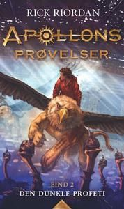 8 stars out of 10 for Den dunkle profeti - Apollons prøvelser 2 by Rick Riordan #boganmeldelse #bibliotek #books #bøger #reading #bookreview #bookstagram #books #bookish #booklove #bookeater #bogsnak #bookblogger Read more reviews at http://www.bookeater.dk