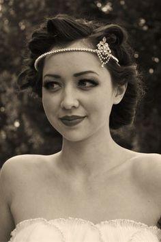 Jo Barnes Vintage - Original Vintage Headdresses