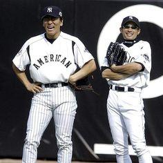 Hideki Matsui and Ichiro