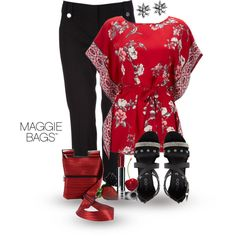 """Cherry on Top"" by maggiebags on Polyvore"