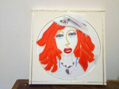 Check out this item in my Etsy shop https://www.etsy.com/il-en/listing/511322429/lady-portrate-a-chic-lady-with-hat-wall