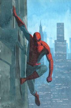 Spider-Man by Esad Ribic