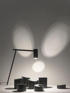 Luminaire Fragment par Ferréol Babin pour l'exposition Objet Lumière