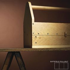 How to Build a Toolbox: Simple DIY Woodworking Project - Popular Mechanics  {...I am dying to do something,anything with my hands that has a useful and LASTING end result!!!}