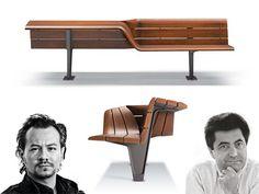 Sedis: la nuova idea di design by Antonio Citterio e Toan Nguyen