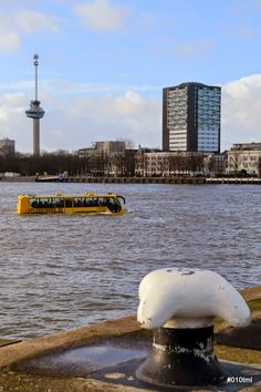 Rotterdam through my lens: Rotterdam in the picture WATERBUS
