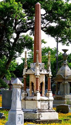 Old City Cemetery - Galveston, Texas