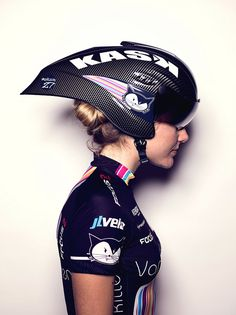 I need this helmet for my normal commute!    FAST by Jason Perry Photo, via Flickr