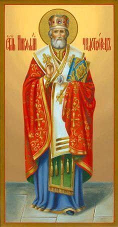 Religious Icons, Religious Art, Orthodox Catholic, Religion, Saint Nicholas, Orthodox Icons, Christen, Christian Art, Kirchen