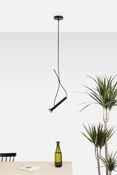 design modern lamp Intriguing LASSO Lamp Showcasing A Powerful Minimalist Design