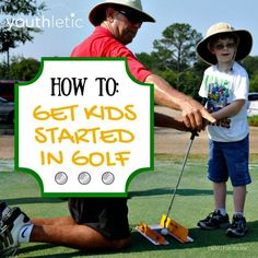 Golf for kids: The best ways to get them started right: www.youthletic.co...